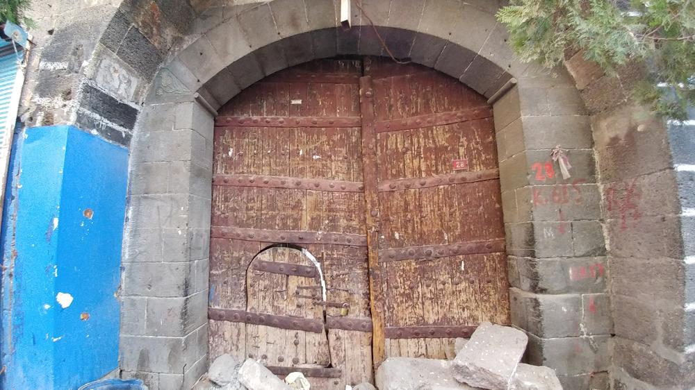 Cifte Han was once known as the Bulgarian Han in Diyarbakir [Mariya Petkova/Al Jazeera]