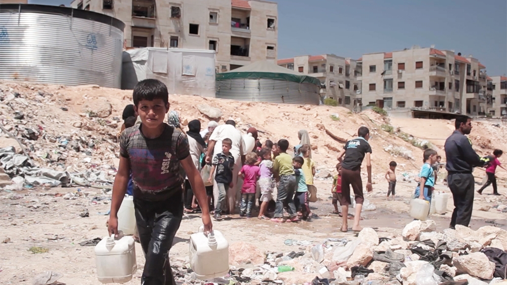 Worst Year Yet For Children In Syria's Civil War
