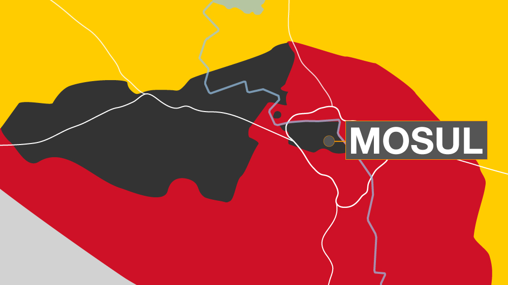 Thousands Flee Mosul Daily as IS Battle Intensifies