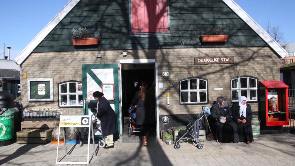 centrale hal gemeentemuseum den haag