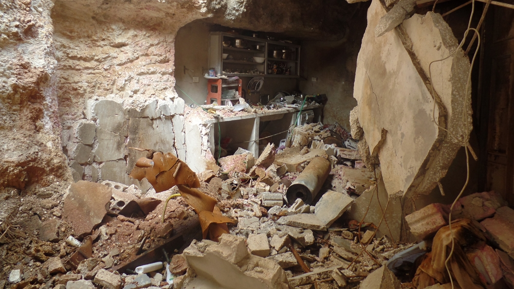 500 in Douma show symptoms of toxic weapons exposure, says WHO