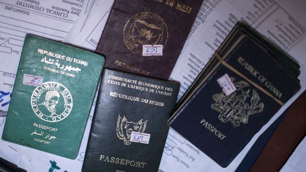 The Passport Index: Which countries are easy to visit