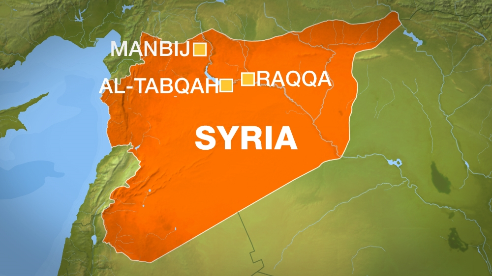 Iraq civilians killed in west Mosul offensive