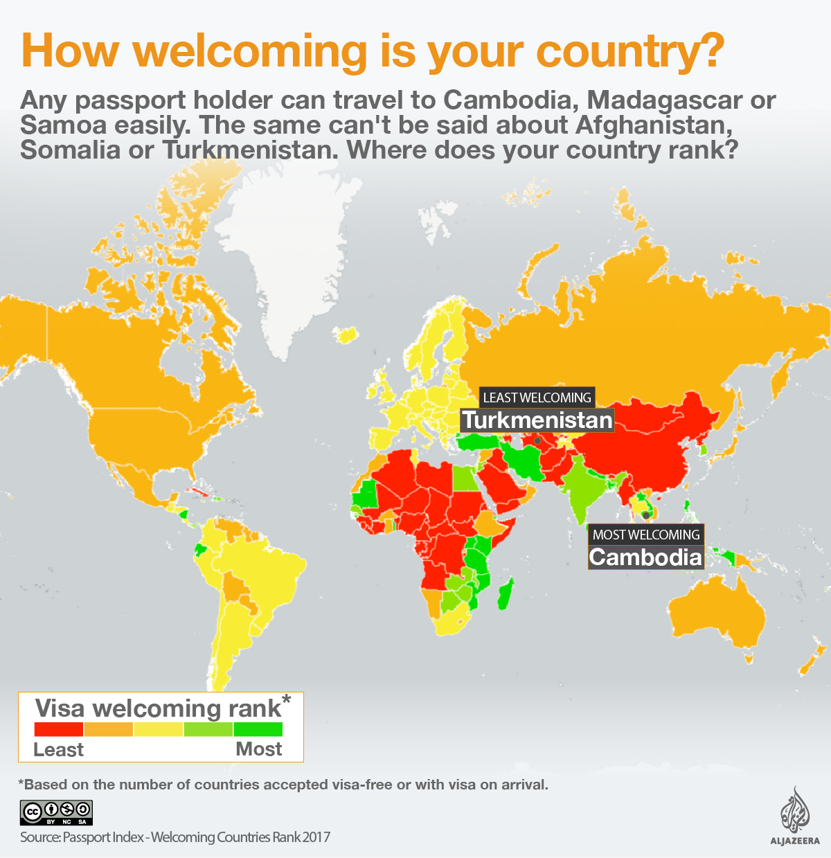 Which visa-free countries 37
