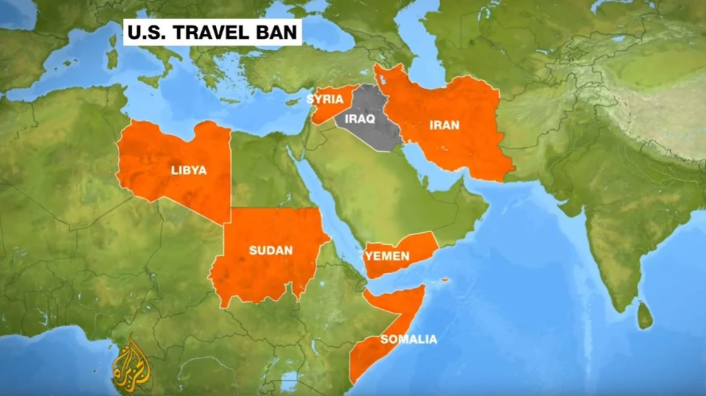 Court maintains block on Trump's Muslim travel ban | USA