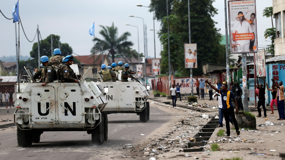 Security Council cuts number of MONUSCO mission troops as US seeks cutting costs and streamlining of UN's operations.