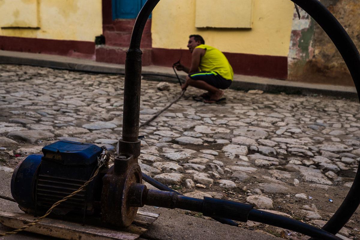古巴干旱 - wuwei1101 - 西花社