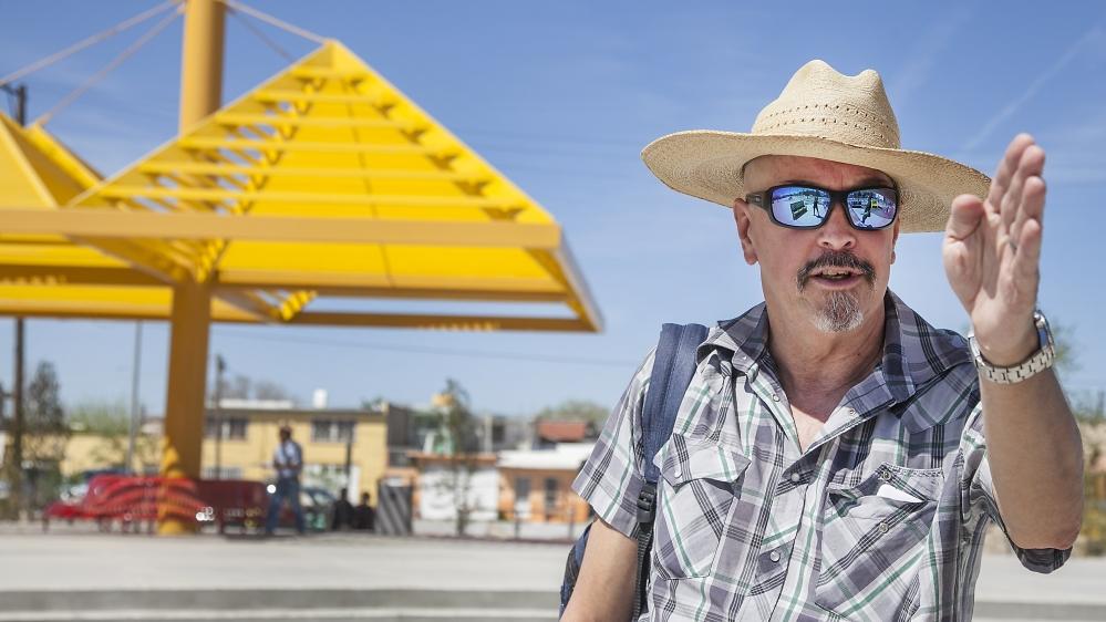 Juarez is waiting for you': Violent city tries tourism