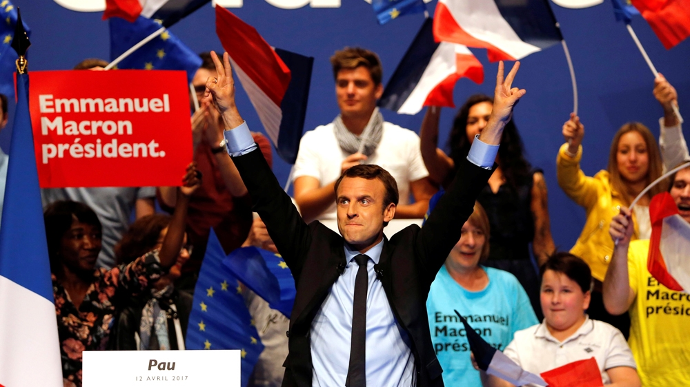 Macron: Mr Continuity, or candidate of change?