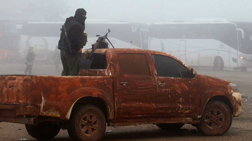 Evacuation from Syria's Madaya and Zabadani begins Ef92577903374ffc9ce313d4145d088b_18