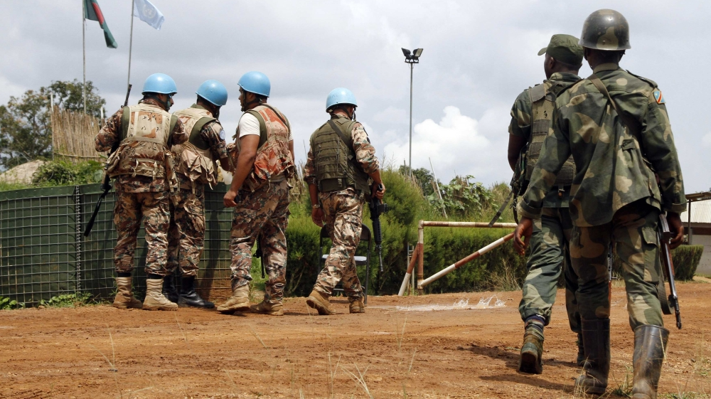 Suspect arrested in Congo murder of UN workers