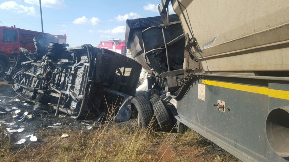 South Africa bus crash kills dozens of people