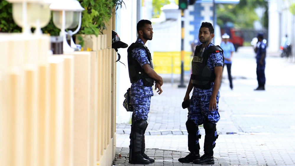 aljazeera.com - Prominent blogger stabbed to death in Maldives capital