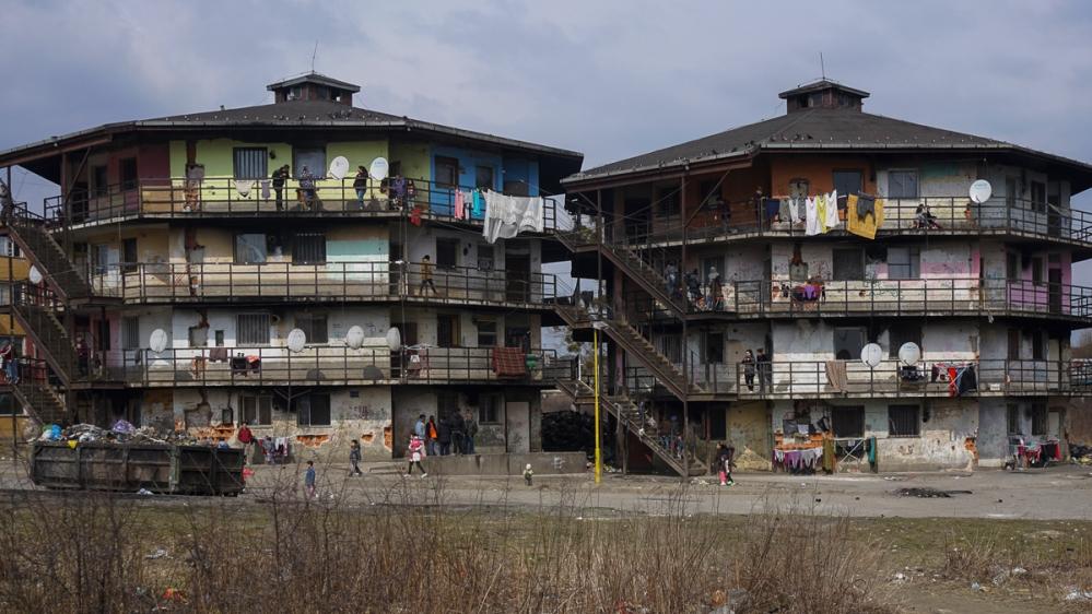 Life in Slovakias Roma slums Poverty and segregation Slovakia