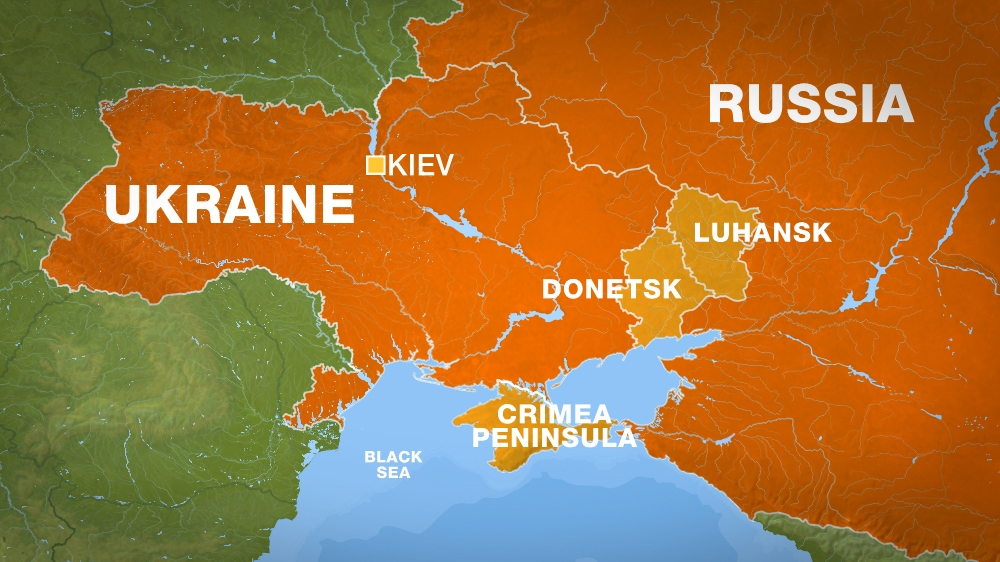 Russia steps in after Ukraine cuts off power to Luhansk | Ukraine ...
