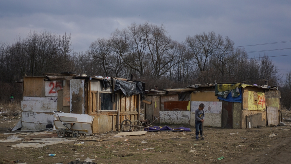 Life In Slovakia S Roma Slums Poverty And Segregation