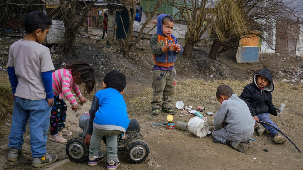 Life in Slovakia's Roma slums: Poverty and segregation