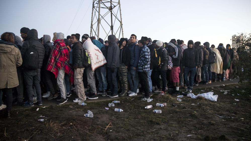 Calais Living Conditions Now Far Worse For Refugees