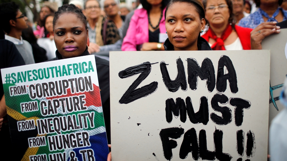 For a better future, South Africans need to unite across class, race and party political lines.