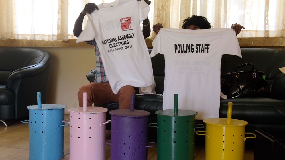 Change is coming fast in The Gambia - and it's intoxicating