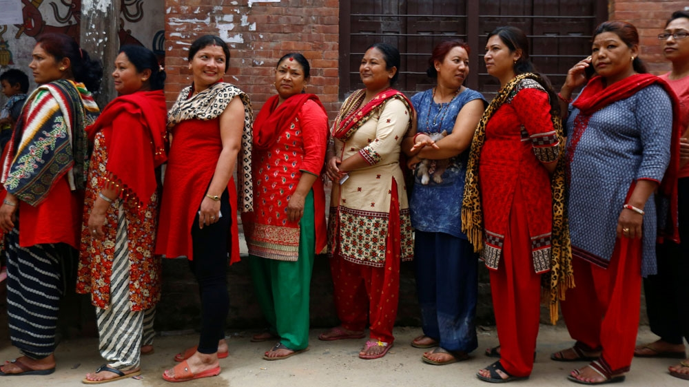 Millions vote in Nepal in crucial local elections