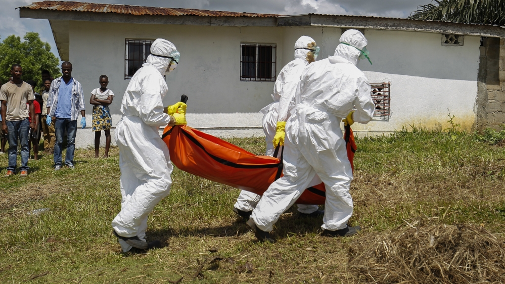 Ebola has re-emerged with health officials in Democratic Republic of Congo confirming three deaths.