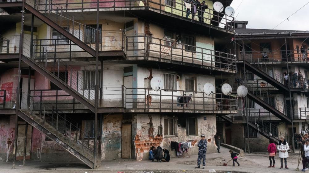 Slovakia's Roma: Living on the margins