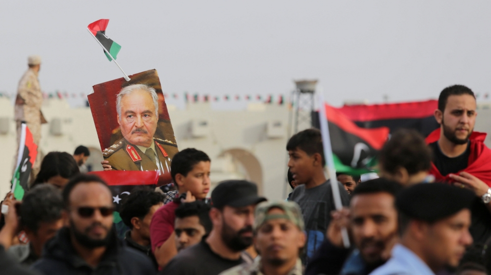 Libya today from arab spring to failed state libya al jazeera haftar returned to libya from the us after the downfall of gaddafi and is currently fighting other forces for the control of libya reuters sciox Choice Image