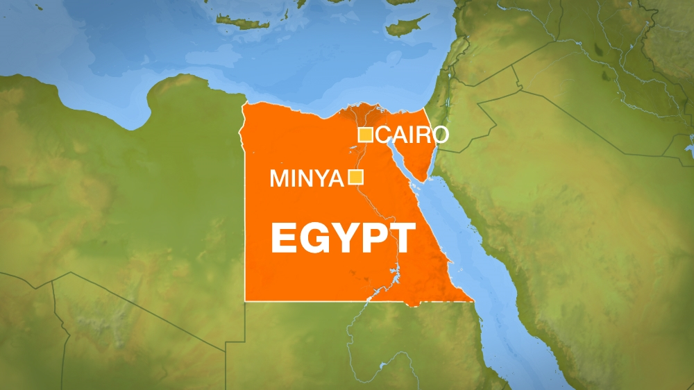 Egypt says Christian massacre attackers trained in Libya