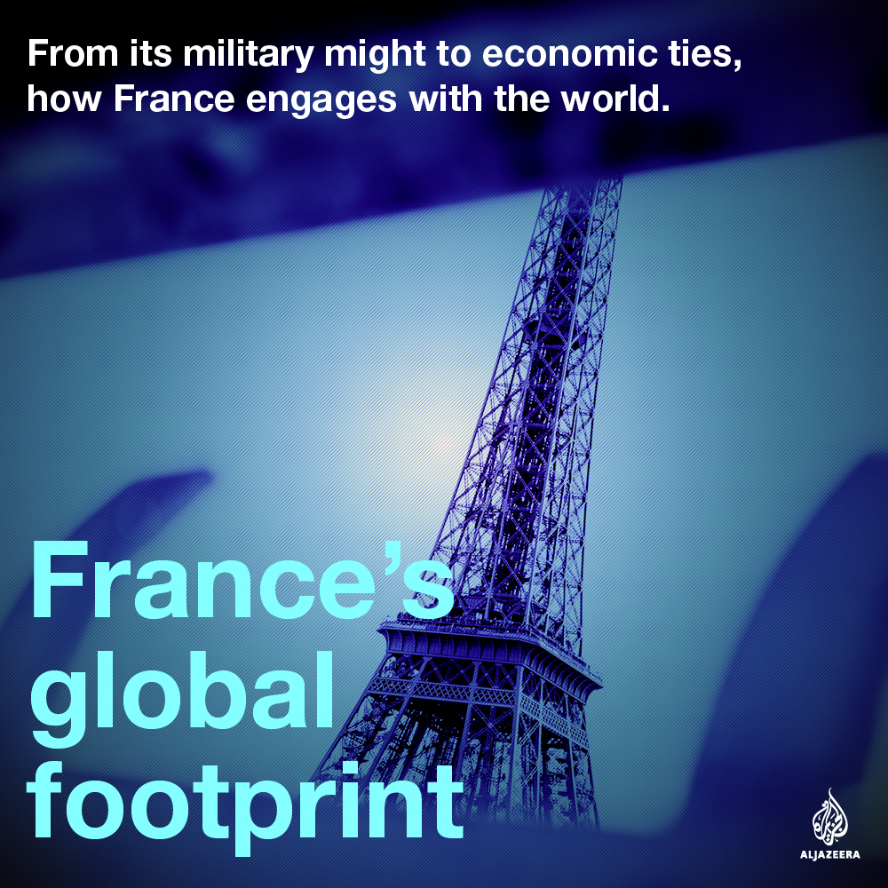 france election global footprint