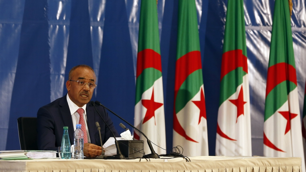 Algeria ruling coalition wins parliamentary elections