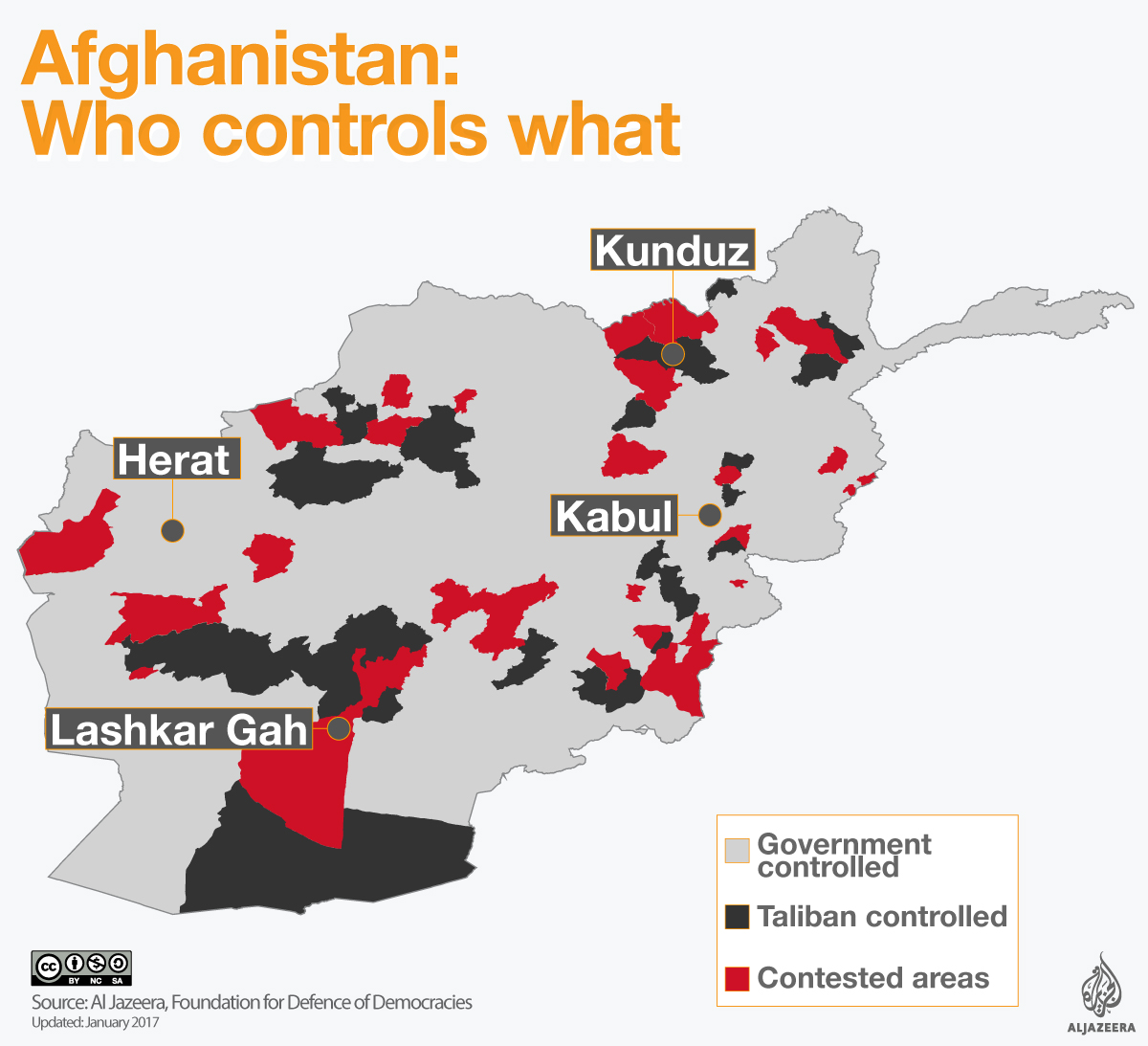 More Than A Decade After The Fall Of The Taliban In 2001 The Armed Group Is Still Active Across Afghanistan Al Jazeera