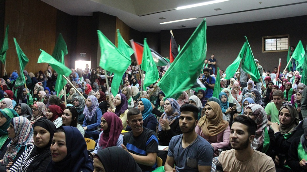 Palestinian factions compete in Birzeit elections | Middle East | Al ...