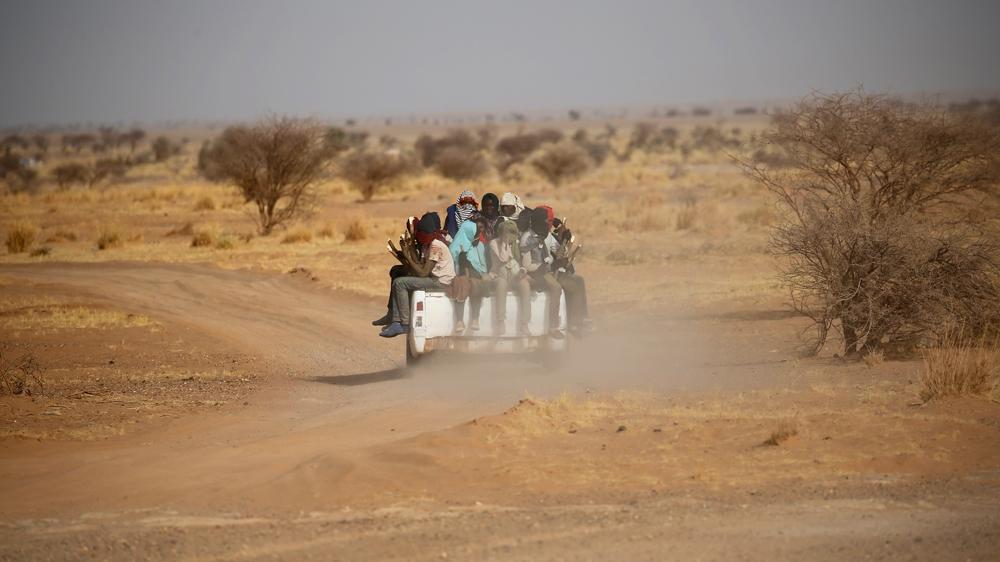 More than 40 migrants 'die of thirst' in Niger
