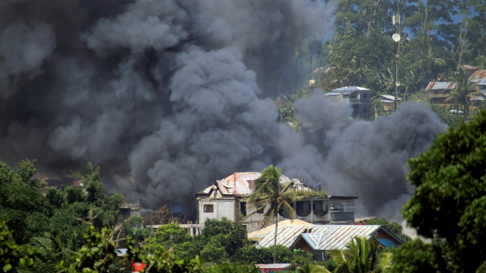 Philippines Celebrates Independence Day By Bombing ISIS