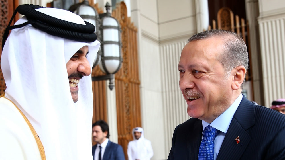 Qatar's emir to meet Turkey's President Erdogan