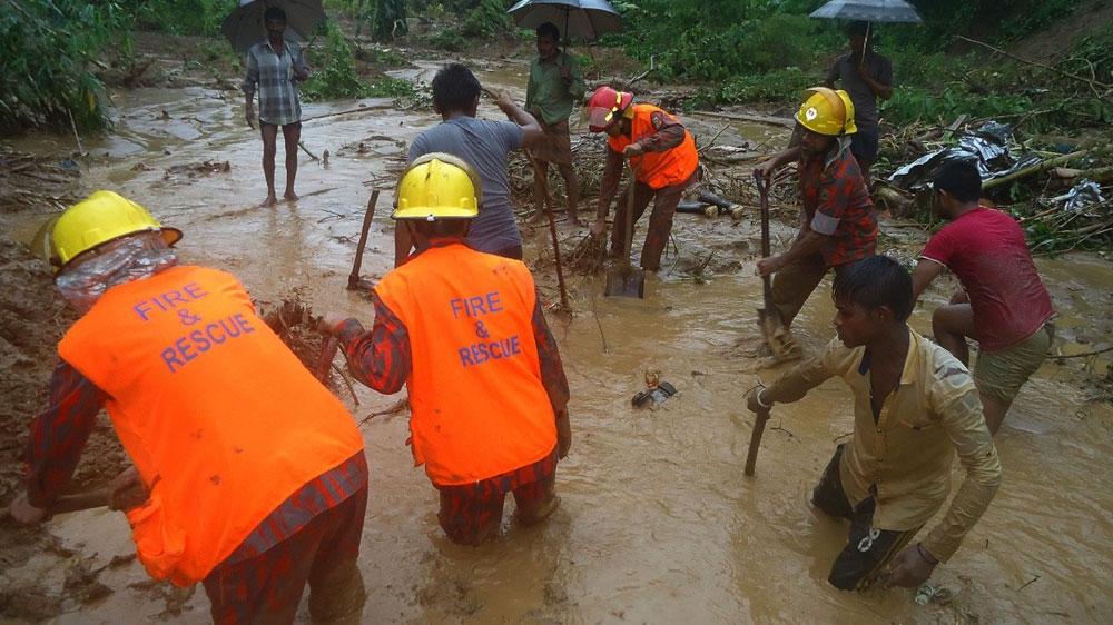 bd flood meet the team video