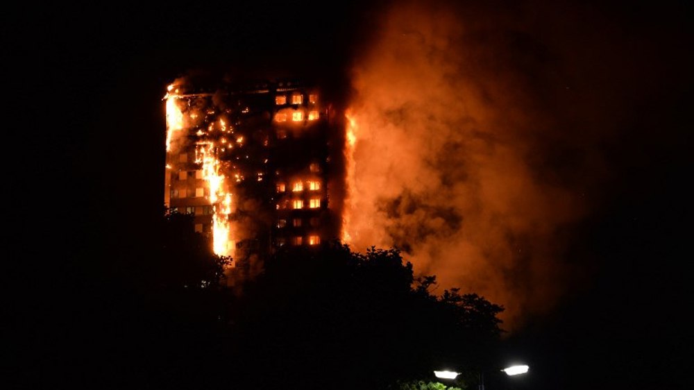 Death toll rises to 12 in London blaze