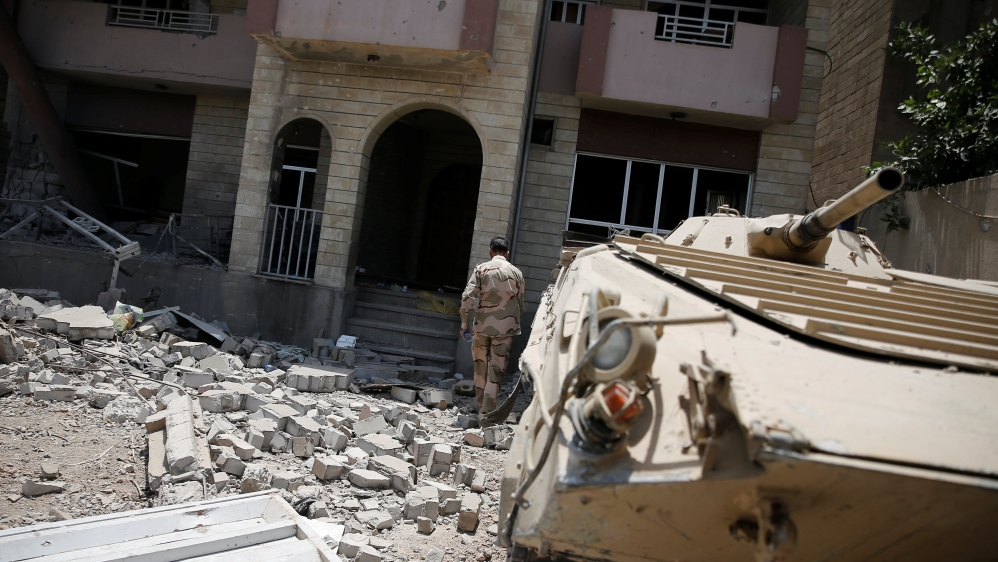 Iraqi forces launch assault to take Mosul Old City