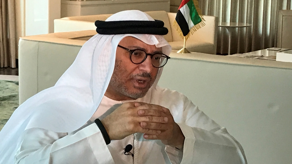 Anwar Gargash: Qatar's isolation may 'last years'