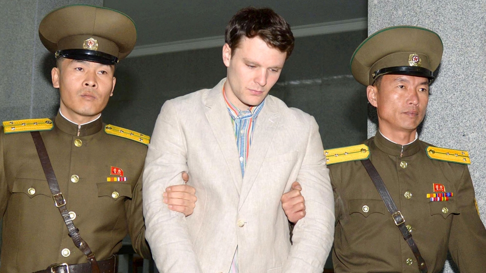 Otto Warmbier: US student freed by North Korea dies