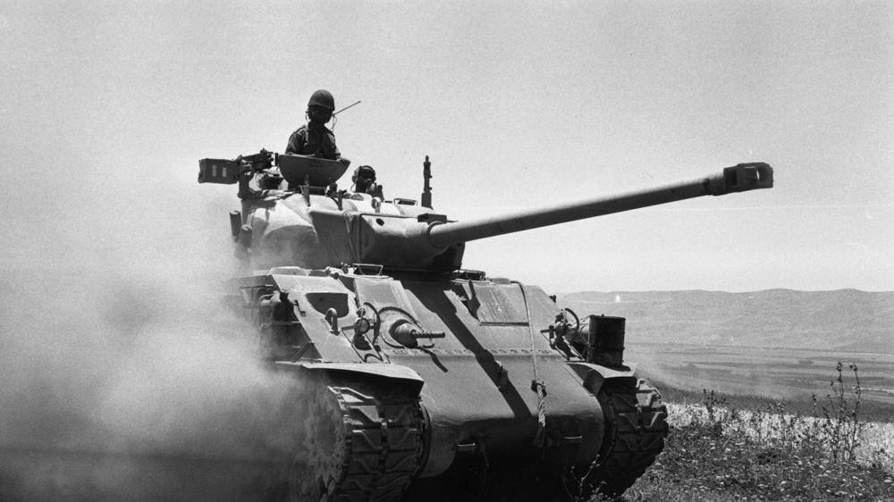 The War In June 1967