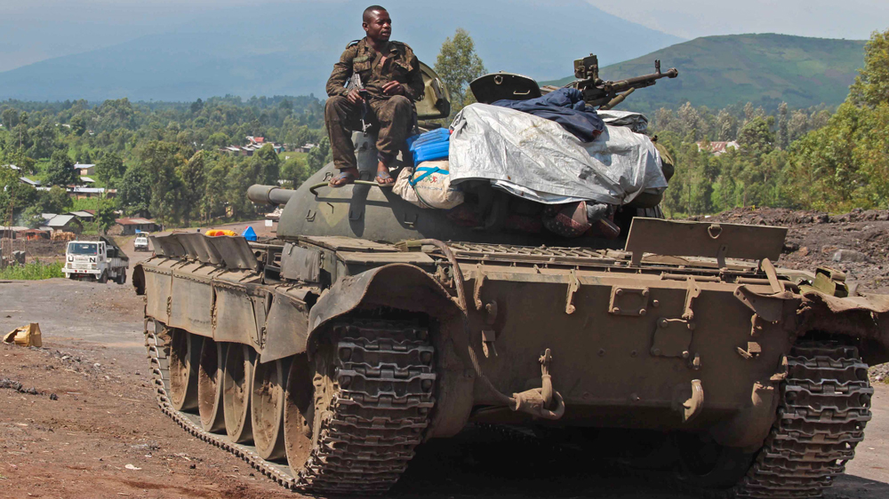 Congo peacekeepers accused of sex abuse to leave CAR