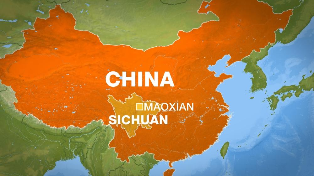 aljazeera.com - More than 100 people feared buried in China landslide