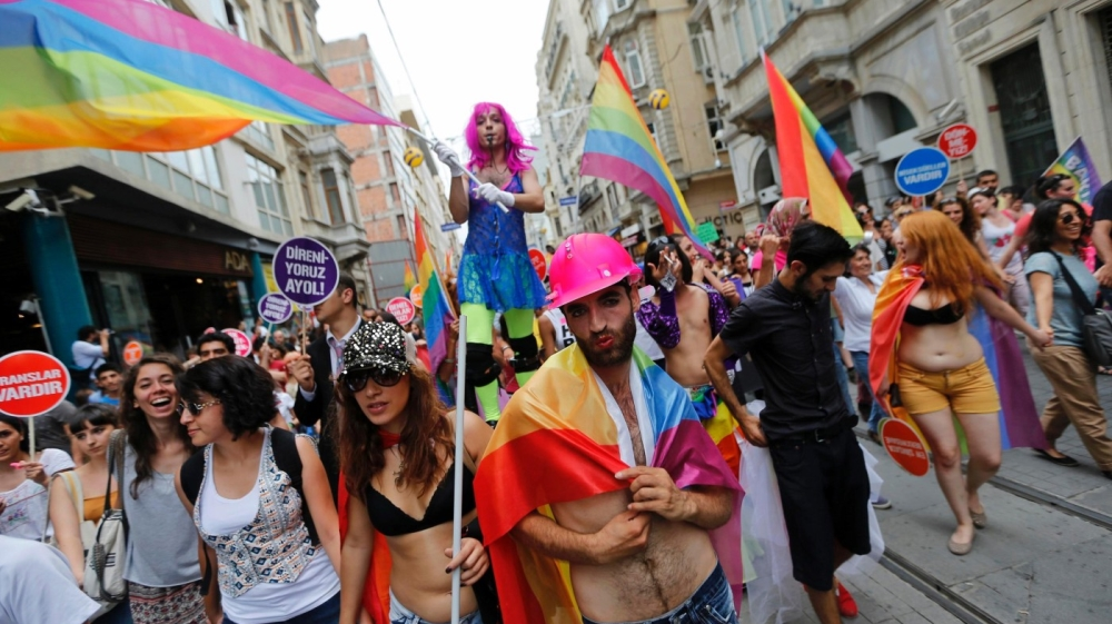 Istanbul LGBT march banned over 'security concerns' | Turkey News | Al Jazeera
