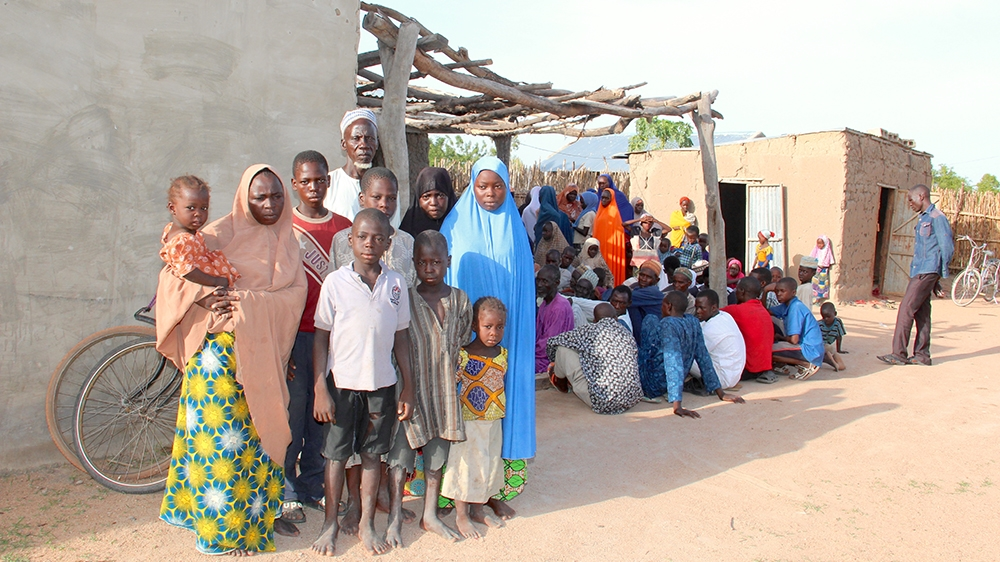 Al Jazeera meets three host families to see how they've opened their homes to fellow Nigerians fleeing from Boko Haram.