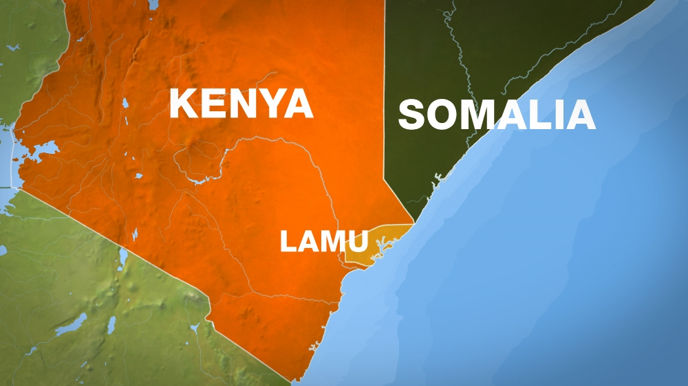 Landmine kills eight in northeast Kenya