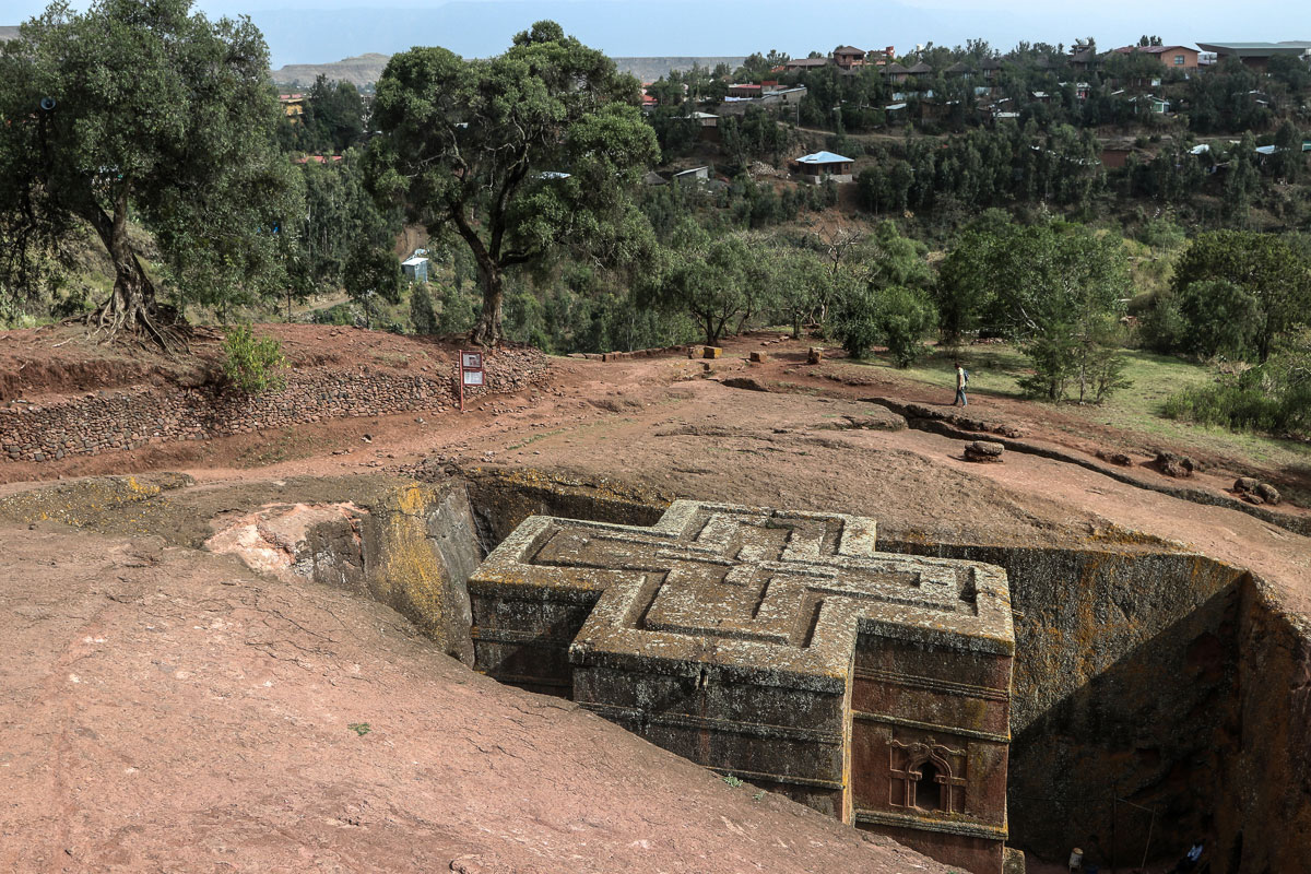 Pilgrimage to Ethiopia's 12th-century iconic churches 3