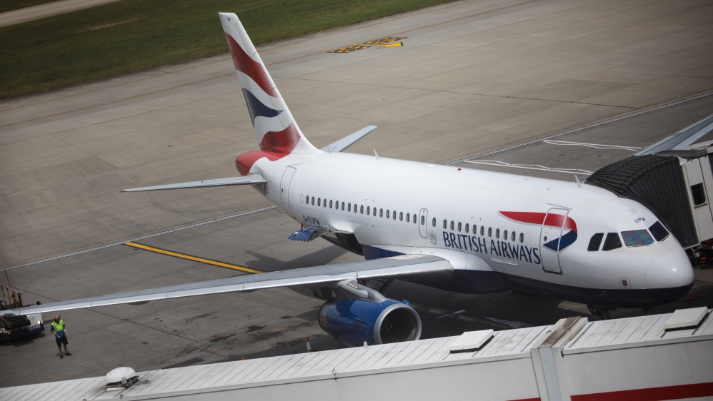 BA's strike contingency plans in doubt 24 hours ahead of walk-out