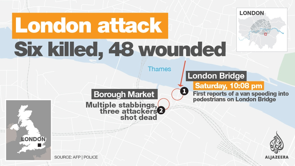 Trump slams London's mayor in wake of attacks